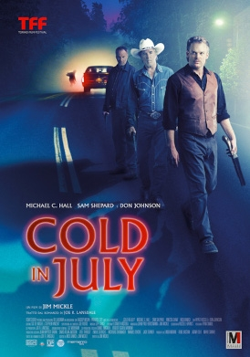 locandina film COLD IN JULY